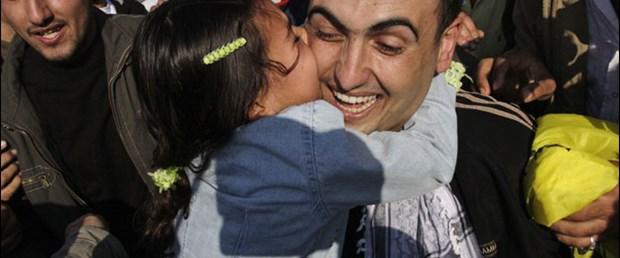 İsrail 230 Filistinli tutukluyu serbest bıraktı