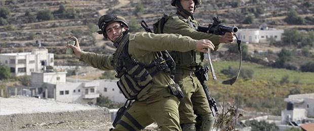 İsrail askerlerinden saldırı: 1 ölü