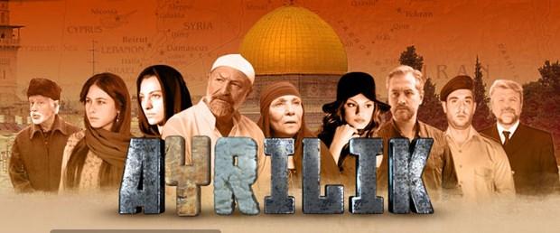 İsrail bu diziyi Filistinlilere izletmeyecek