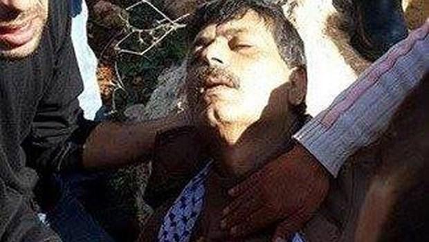 İsrail Filistinli bakan öldürdü