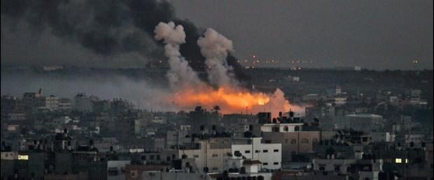 İsrail Gazze'yi vurdu: 1 ölü