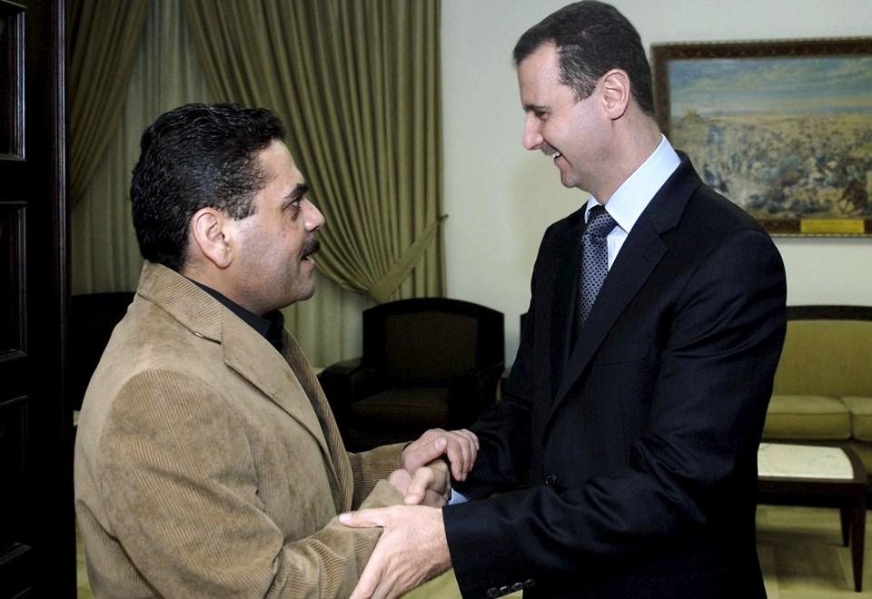 Hizbullah'ın önde gelen isimlerinden Semir Kintar, Şam'da Suriye Devlet Başkanı Beşşar Esad'la da görüşmüştü.