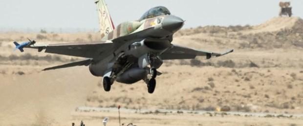 'İsrail Rus füzelerini vurdu'