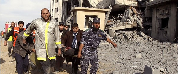 İsrail saldırısında ölü sayısı 400'ü geçti