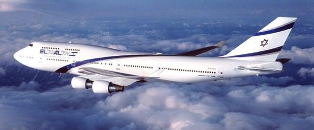 israil havayolu şirketi bomba ihbar El Al050716.jpg