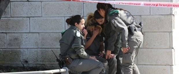 israil-kadin-polis