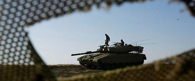 İsrail'den BM'ye 'Golan' şikayeti