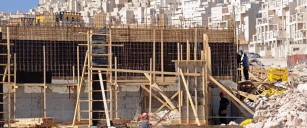 İsrail'den Doğu Kudüs'te 1100 yerleşime izin