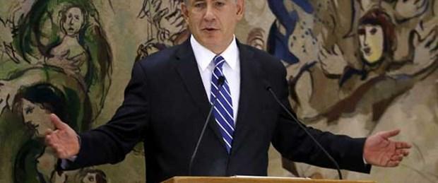 İsrail'den Filistin yönetimine suçlama