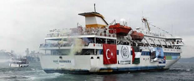 İsrail'den 'Gazze filosunu durdurun' telebi