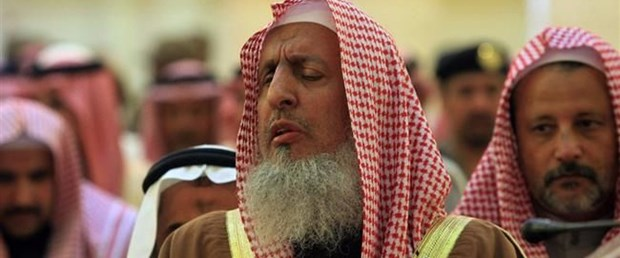 suudi arabistan müftü israil davet141117.jpg