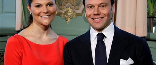 İsveç veliaht prensesi nişanlandı