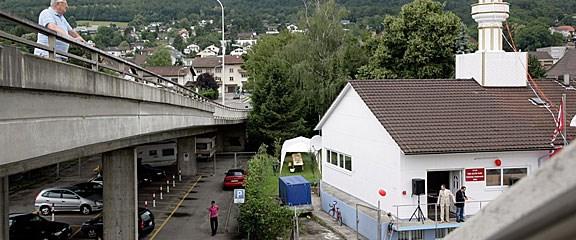 İsviçreli Yeşiller minare için AİHM'e gidiyor