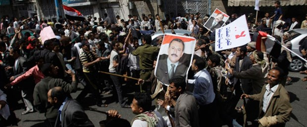 İsyan ateşi Cezayir ve Yemen'e sıçradı