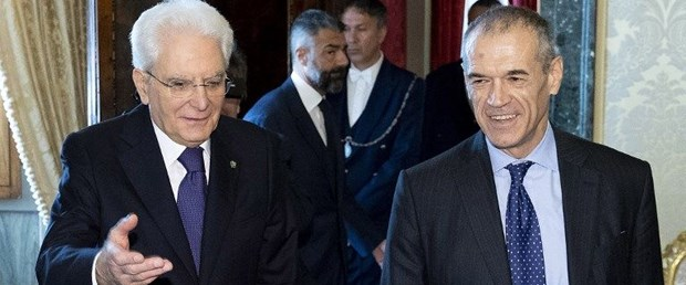 italya yeni başbakan carlo cottorelli280518.jpg