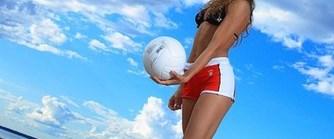 İtalya'da bikini ile top oynamayın