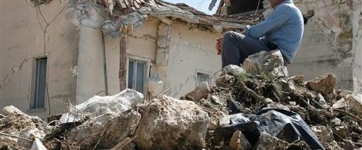 İtalya'da çalışmalara son verildi: 293 ölü
