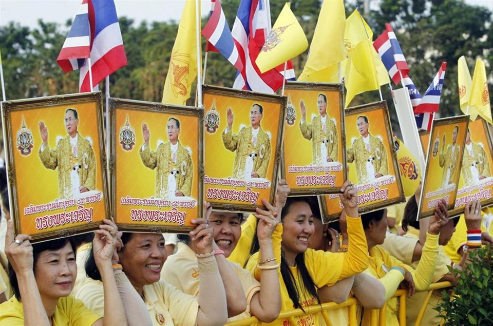 İyi ki doğdun Kral Adulyadej!