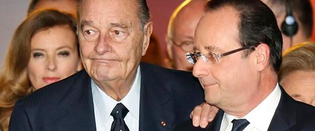 Jacques Chirac hastaneye kaldırıldı