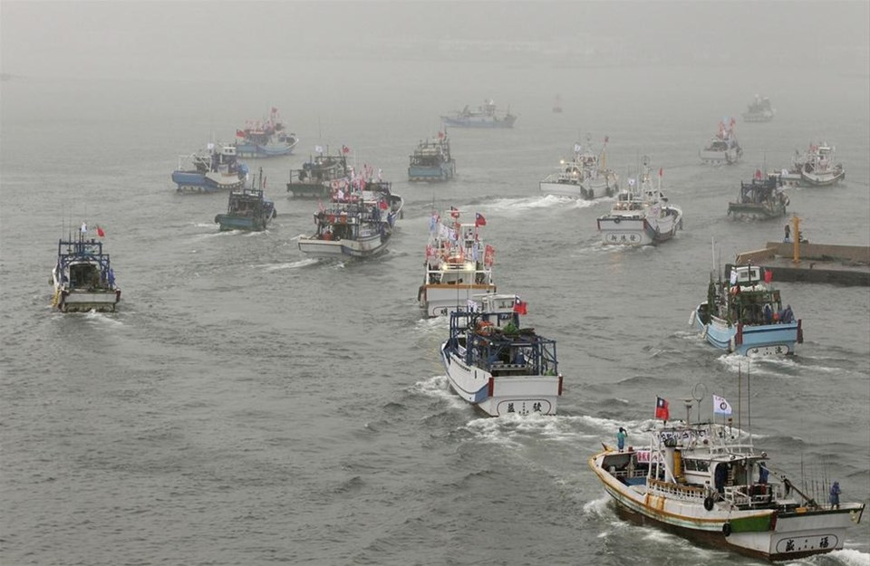 Japonya ve Tayvan arasında 'su savaşı'