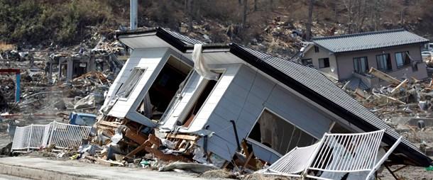 Japonya'da ölü sayısı 10 bini aştı