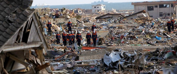 Japonya'da ölü sayısı 6 bini aştı