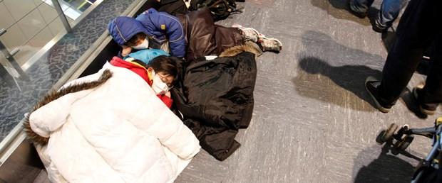 Japonya'daki Türkler tahliye bekliyor