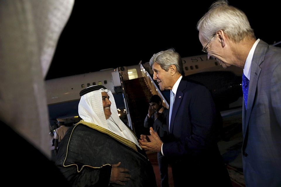 John Kerry, Bahreyn'de