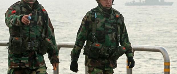 K. Kore: Bu tatbikata tepki göstermeye değmez