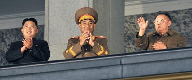 K.Kore'nin veliaht liderinden gövde gösterisi