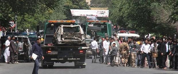 kabil bombalı saldırı afganistan