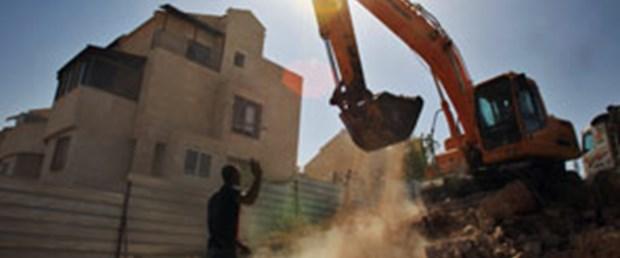 Kaçak Yahudi yerleşimlerine yıkım