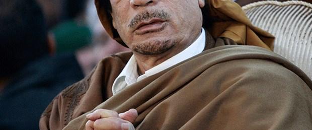 Kaddafi: Ateşkes yaparım ama...