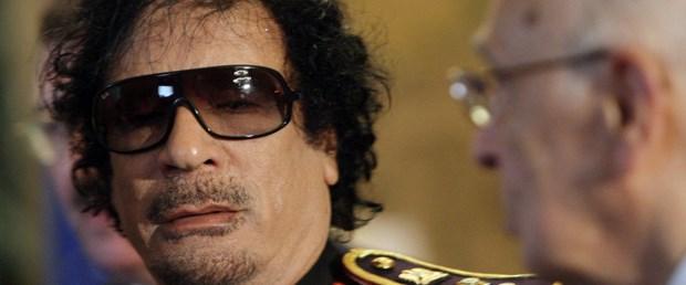 Kaddafi Fransız mı?