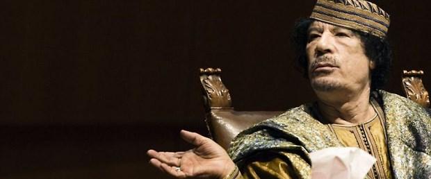 Kaddafi: Siz de Kürtlerle savaşıyorsunuz...