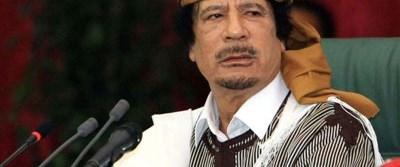 Kaddafi uyardı: Sonunuz benim gibi olur