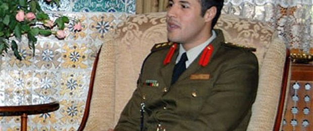Kaddafi'nin en küçük oğlu öldürüldü