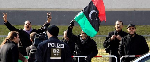 'Kaddafi'nin gitme zamanı geldi'