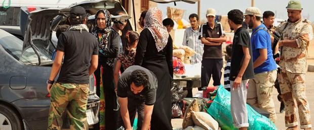 'Kaddafi'nin memleketinde durum korkunç'