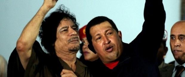 'Kaddafi'yi kınamam'