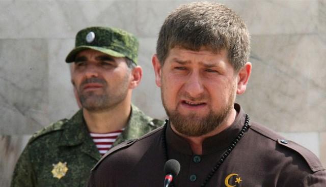 """Çeçenistan Devlet Başkanı Kadirov, Gakayev kardeşleri """"bir numaralı"""" düşman ilan etmişti."""