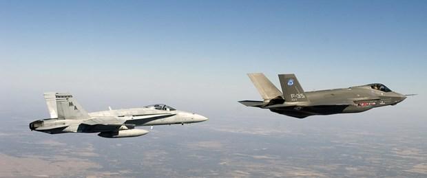 Kanada Hava Kuvvetleri'nde F-35 şoku