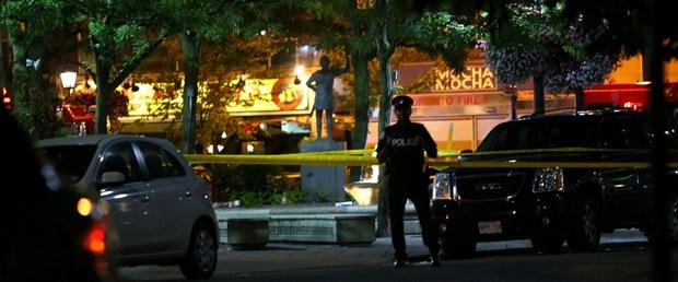 kanada polis silahlı saldırı