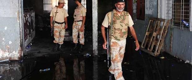 Karaçi havalimanına ikinci saldırı