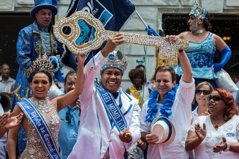 Karnaval coşkusu devam ediyor