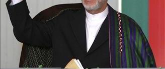 Karzai önde gidiyor