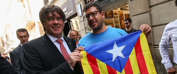 Katalan lider Puigdemont'un tutuklanması talebine ret