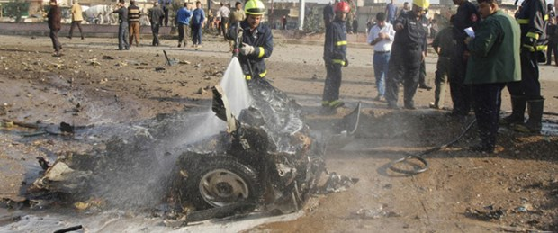 Kerkük'te 3 bombalı saldırı