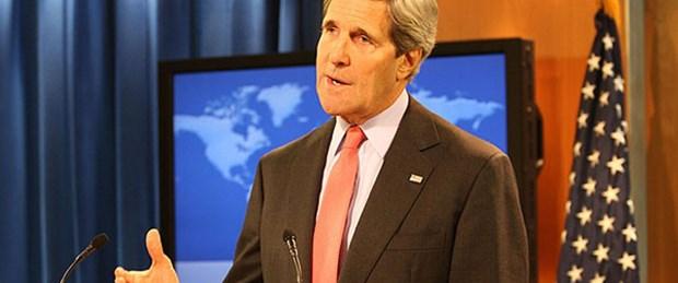 Kerry: Suriye kanıtları yok etmeye çalışıyor