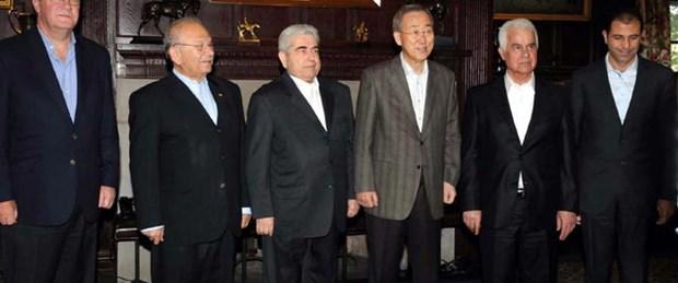 Kıbrıslı liderler ana konularda uzlaşamadı